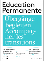 Accompagner les transition