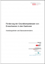 GO Analyse über die Situation in den Kantonen (PDF)